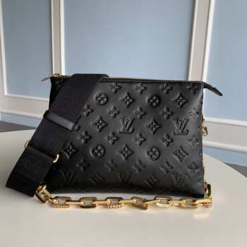 UUbags LV Coussin Small Bag in Black