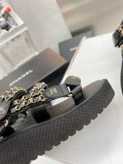 UUbags Chanel sandals - 4