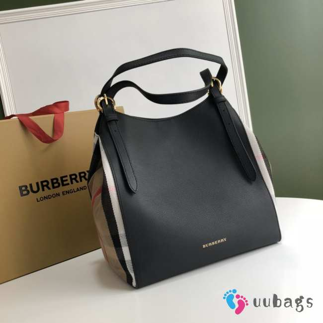 UUbags Burberry The Canter Tote - 1
